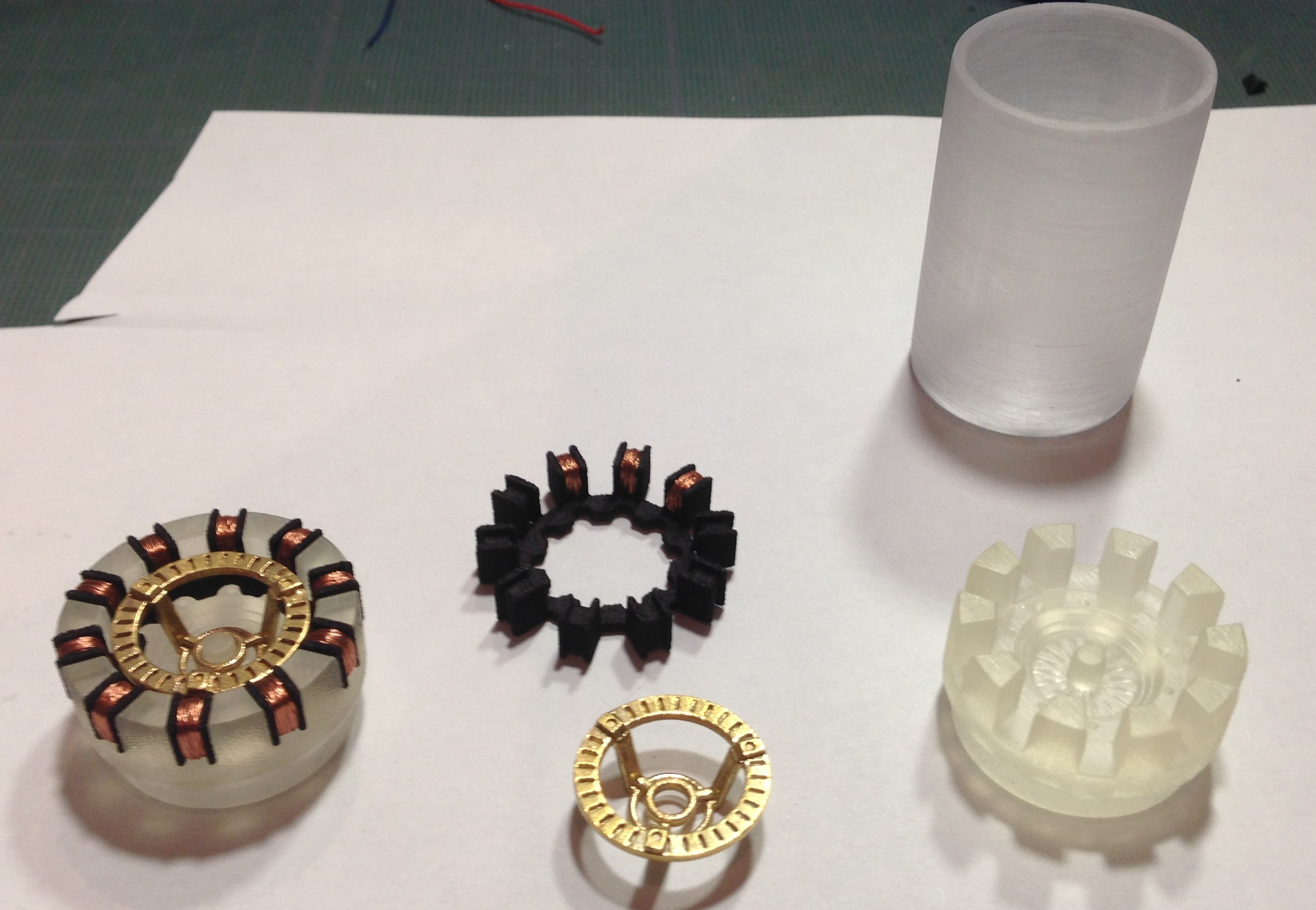 Arc Reactor Blade Plugs Goth 3designs